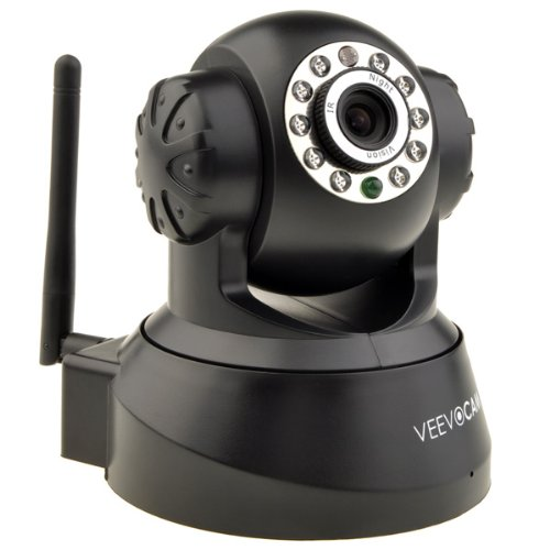 Veevocam Wireless Pan Amp Tilt Ip Network Internet Camera
