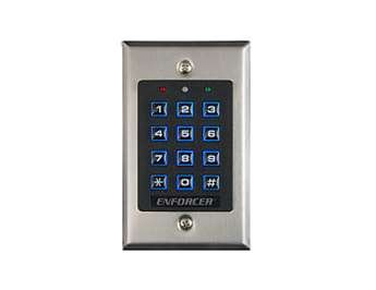 Seco Larm Sk 1131 Sq Enforcer Access Control Keypad