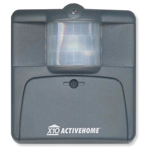 X10 Active Eye Motion Sensor Home Security Systemshome