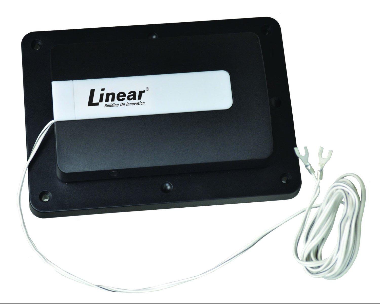 Linear GD00Z-4 GD00Z-4 Z-Wave Garage Door Opener Remote Controller (Black)