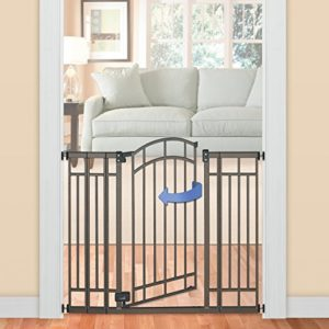 Summer Infant Extra Tall Walk Thru stairways safety Gate