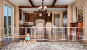 Metal Wide Baby Safety Gate