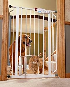 Pet gate for Doorways and Staircases
