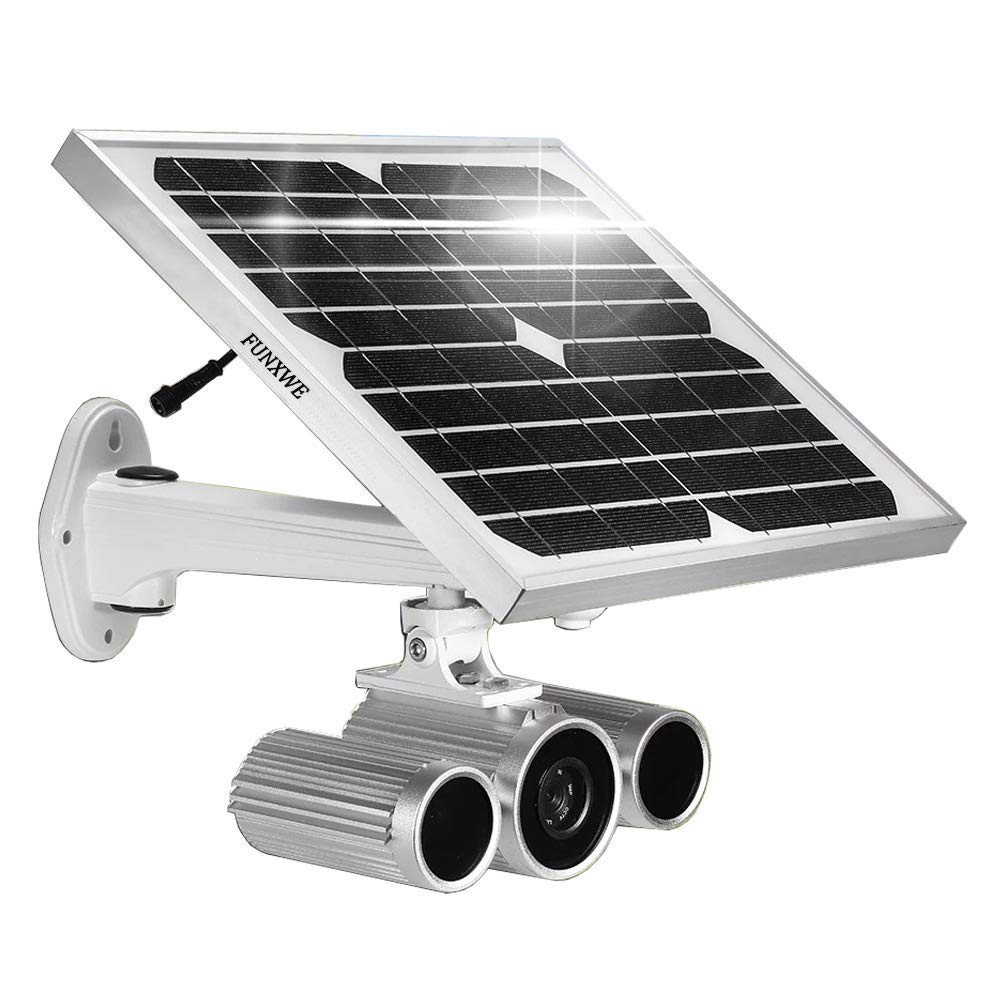 Best Solar Powered Wireless Security Camera Home
